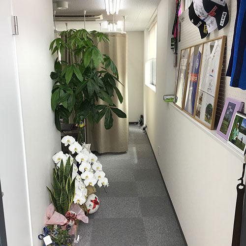 ドッセ鍼灸コンディショニングルーム三軒茶屋店のエントランス写真